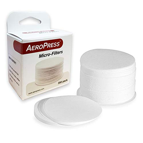 Grigio Plastica AeroPress 10R11 Go Travel Caffettiera