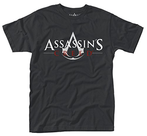 Tee Shack Assassins Creed Logo Ubisoft Movie Oficial Camiseta para Hombre