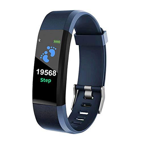 Regalo Ragazzo E Ragazza 115 Plus Smart Electron Orologio Con Schermo A Colori Bluetooth Sport Orologi Wristband Pedometro Bracciale-5 Sportivo Fitness Tracker Ip68