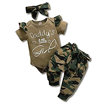Best baby girl camo clothes Reviews
