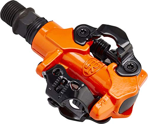 Ritchey Comp XC - Pedales de Bicicleta de montaña Unisex para Adultos, Color Naranja