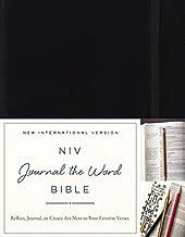 niv study bible wide margin