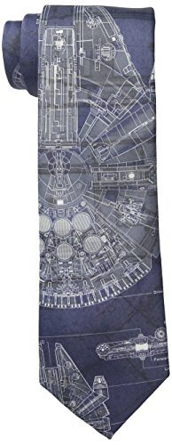 Our #8 Pick is the Star Wars Men's Millennium Falcon Tie
