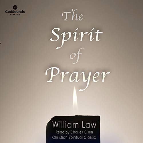 The Spirit of Prayer cover art