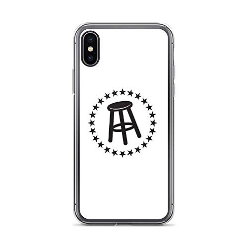 Oerfur iPhone XR Pure Clear Hoesjes Hoes Barkruk Sport, iPhone XR