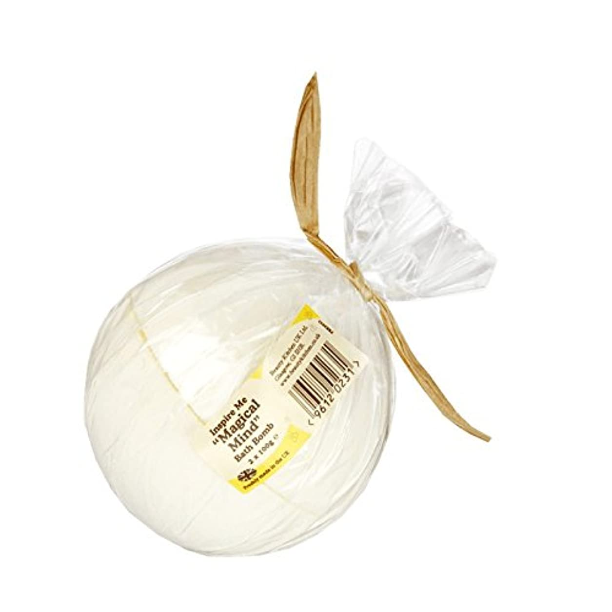 月モデレータ創造Beauty Kitchen Inspire Me Magical Mind Bath Bomb 2 x 100g (Pack of 6) - 美しさのキッチンは私に魔法心風呂爆弾2×100グラムを鼓舞します (x6) [並行輸入品]