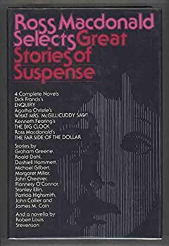 Great Stories of Suspense 0394492927 Book Cover