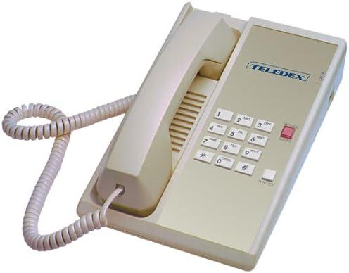 price TELEDEX Diamond Basic In a popularity DIA65309 Ash Guest Phone Single Line