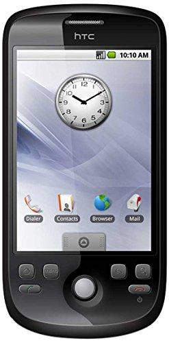 HTC Magic 8,13 cm (3.2 Zoll) Single SIM Schwarz 1340 mAh - Smartphones (8,13 cm (3.2 Zoll), 320 x 480 Pixel, 0,528 GHz, Schwarz)