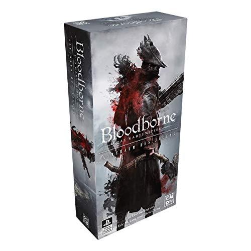 Asmodee Bloodborne: Das Kartenspiel – Albtraum des Jägers, Erweiterung, Expertenspiel, Deutsch