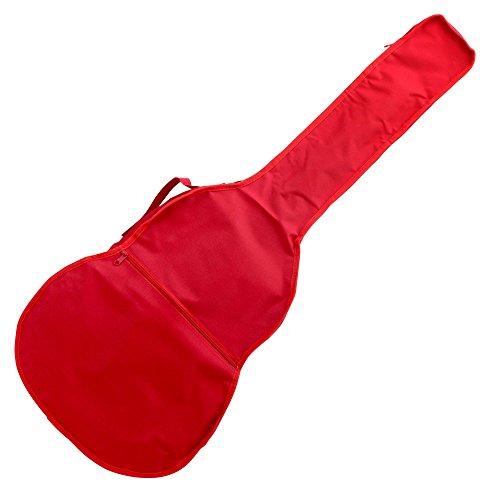 Rocktile BAG Eco Klassikgitarrentasche 4/4 rot