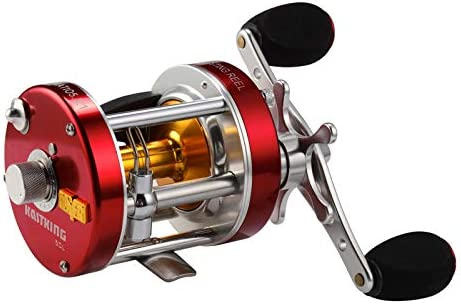 KastKing Rover Round Baitcasting Reel Left Handed Fishing Reel Rover40 product image