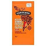 Capsicana Comino ahumado mexicano y chipotle fajita mezcla de condimentos caliente 1x28g
