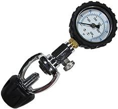 Scuba Choice Scuba Diving Yoke Tank Pressure Checker 5000 PSI 350 BAR