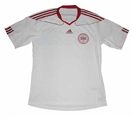 Dänemark Trikot Away Adidas Spieleredition Formotion Gr. XL