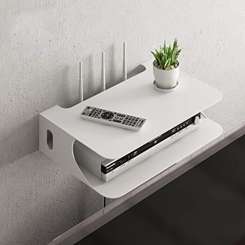 WWWANG WiFi Router inalámbrico Caja de Almacenamiento de Pared Set Top Box...