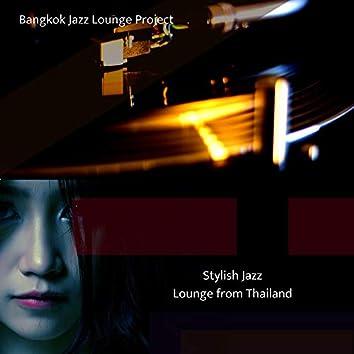 Stylish Jazz Lounge from Thailand