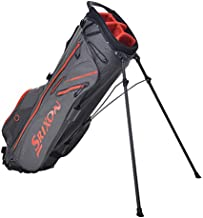 Srixon SRX LtwtStandBagGry/Org-Red Z Ultra Light Stand Bag Grey/Orange-Red