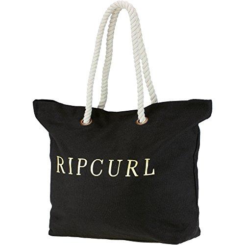 RIP CURL Sun N Surf Beach Bag Funda, Mujer, Negro, 55 x 14 x 42 cm