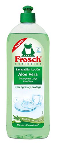 Frosch Lavavajillas Aloe Vera: 750 ml
