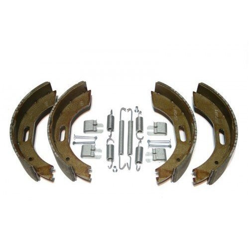BPW Bremsbacken S2005-7RASK im Set 200x50mm