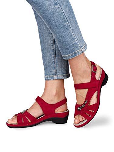 Semler Sandalette Rot