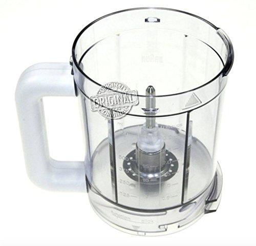 Tazza (750 ML) per Robot da Cucina Braun FX3030