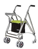 Forta fabricaciones - Andador de 4 ruedas para ancianos Kanguro FORTA - Kangu...
