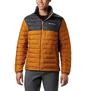 Columbia Men's Jacket, Powder Lite, Burnished Amber, Shark, X-Large (B07JBZ62T3) | Amazon price tracker / tracking, Amazon price history charts, Amazon price watches, Amazon price drop alerts