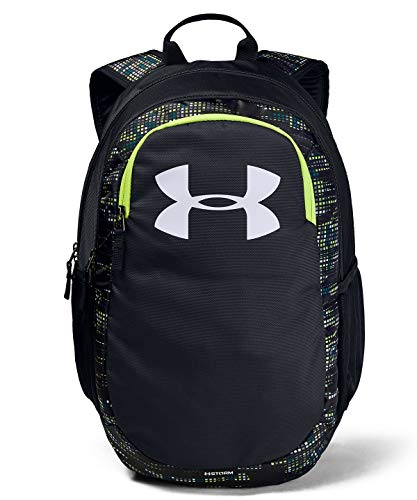 Under Armour Adult Scrimmage Backpack 2.0 , Black (005)/Halo Gray , One Size Fits All