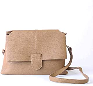 Lenz Crossbody Bag For Women, Brown, aM19-B050