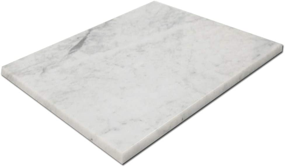 Cheap mail order specialty store Soulscrafts Natural Bianco Carrara trust Marble an Pastry Board Cheese