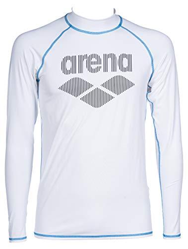 ARENA Herren Sonnenschutz Langarm Shirt...