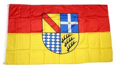 Fahne / Flagge Landkreis Karlsruhe NEU 90 x 150 cm