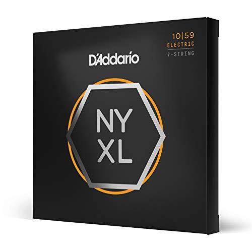 D'Addario NYXL1059 Cuerdas para Guitarra Eléctrica