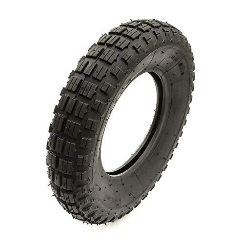 Neumático 4.80/4.00-8 Protuberante Diseño DR49 Moto Cross Todoterreno para Tamaños 3.50-8 o 4.80-8 o 4.80/4.00-8