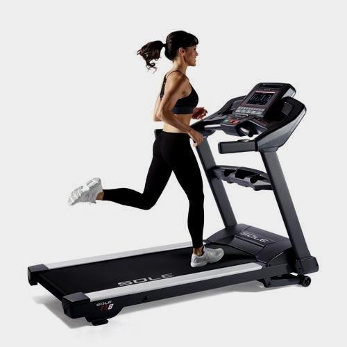 Sole Fitness TT8 Tapis Roulant