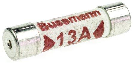 10x 13A 13Amp Bußmann BS1362Sicherung Elektrische Haushaltsartikel Home und Office Netzstecker Top Druckerpatrone Sicherung