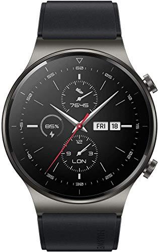 HUAWEI WATCH GT 2 Pro Smartwatch, 1,39 Zoll AMOLED HD-Touchscreen, 2 Wochen...