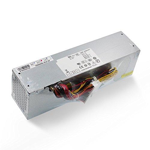 Mackertop 240W Power Supply reemplazo para Dell OptiPlex 390 790 960 990 SFF sistemas de factor de forma pequeño h240as-00 ac240as-00 l240as-00 ac240es-00 h240es-00 d240es-00 dps-240wb serie