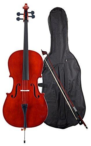 Violoncello 3/4 Soundsation PCE-34 Virtuoso Primo con arco e borsa per scuola media