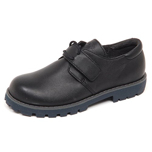 CAMPER E1124 (Without Box) Scarpa Bimbo Nero Scarpe strappo Shoe Kid [28]
