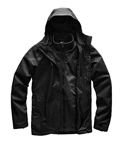 The North Face Arrowhead Triclimate Jacket Tall TNF Black LG