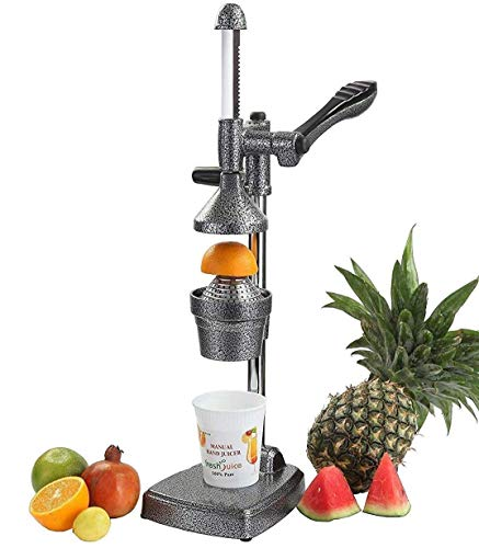 KY Enterprises High Best Quality Aluminium Hand Press Citrus Fruit Juicer (50...
