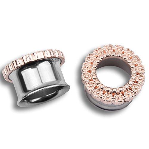 Danigrefinb piercing para el cuerpo con incrustaciones de diamantes de imitación para mujer