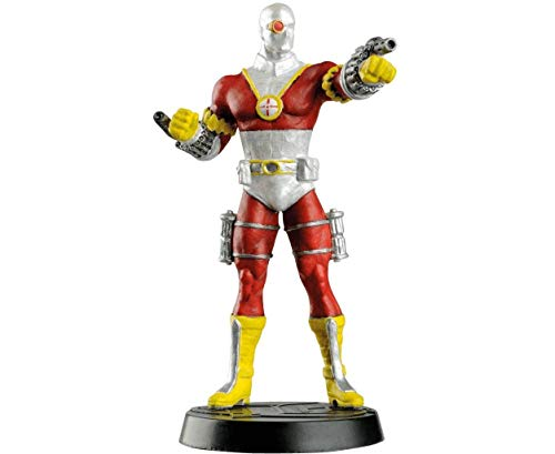 DC Comics Deadshot Figur im Maßstab 1:21, handbemalt, Eaglemoss Sammler, Box #25