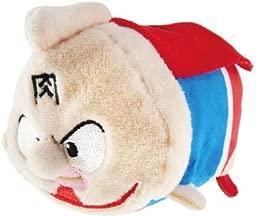 Kinnikuman (Kinniku Suguru) - Ultimate Muscle Man - Weekly Shonen Jump 50th Anniversary Jump All Stars Plush Mascot Keychain