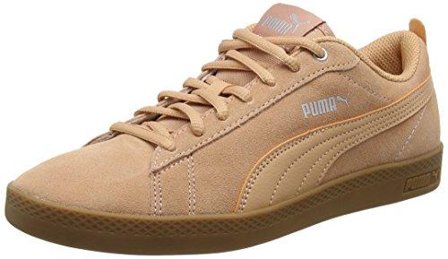 Puma Damen Smash WNS v2 SD Sneaker, Pink (Dusty Coral-Dusty Coral 10), 40 EU