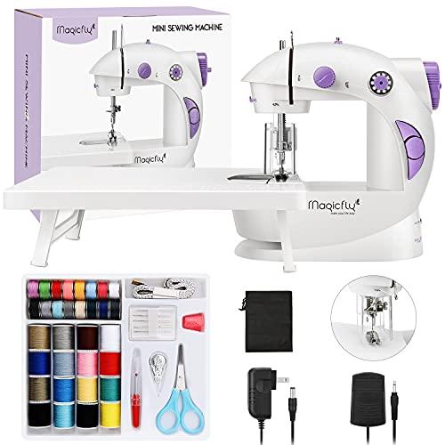 Magicfly Mini Sewing Machine for Beginner, Dual...