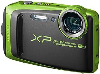 كاميرا رقمية تحت الماء من فوجي فيلم اكس بي 120 - 16.4 ميجابكسل، ليموني